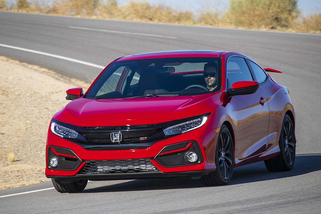 2020 Honda Civic Review featured image large thumb3