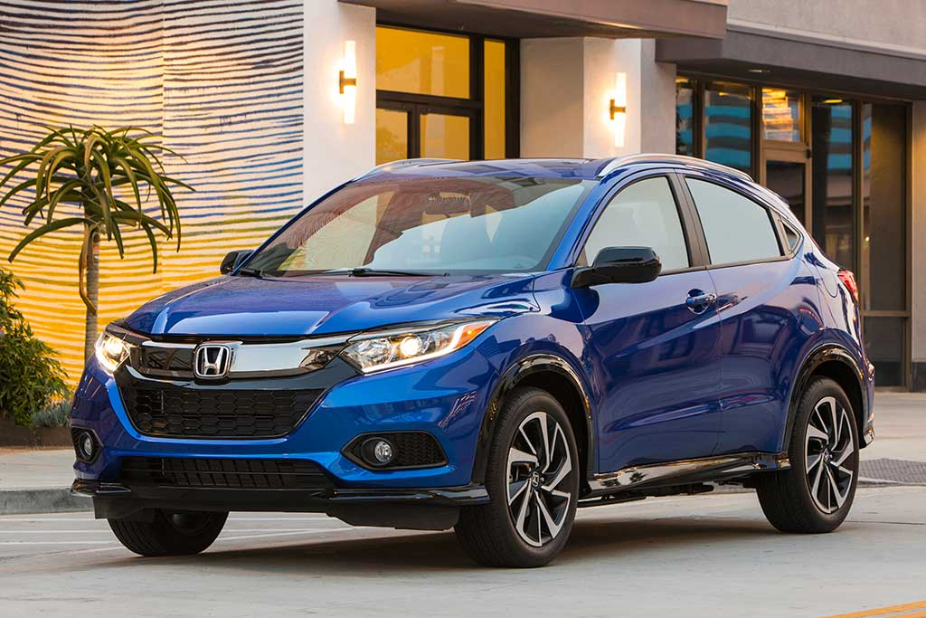 2019 Honda Hr V New Car Review Featured Image Large Thumb0
