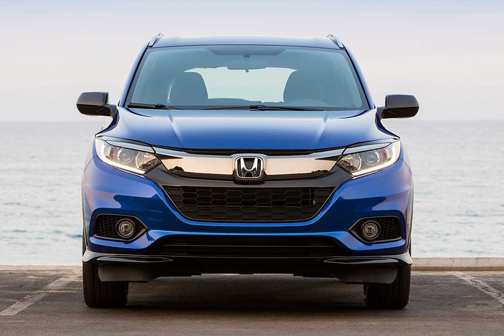 2019 Honda HR-V: New Car Review featured image large thumb1