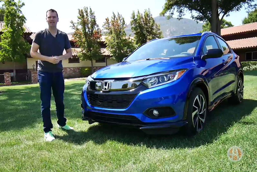 Video | 2019 Honda HR-V: What's New? featured image large thumb1