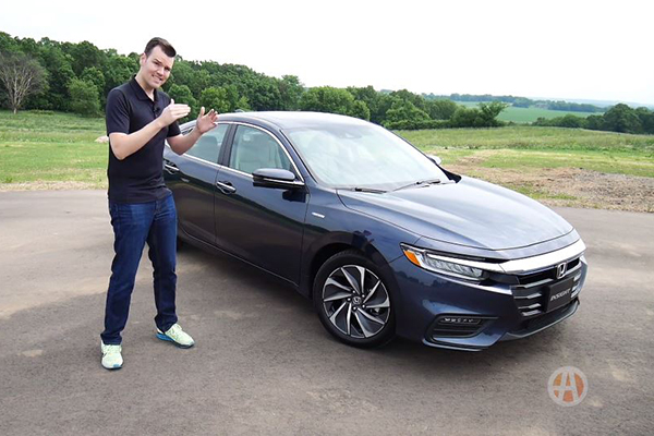 Video | 2019 Honda Insight: First Drive Review featured image large thumb1