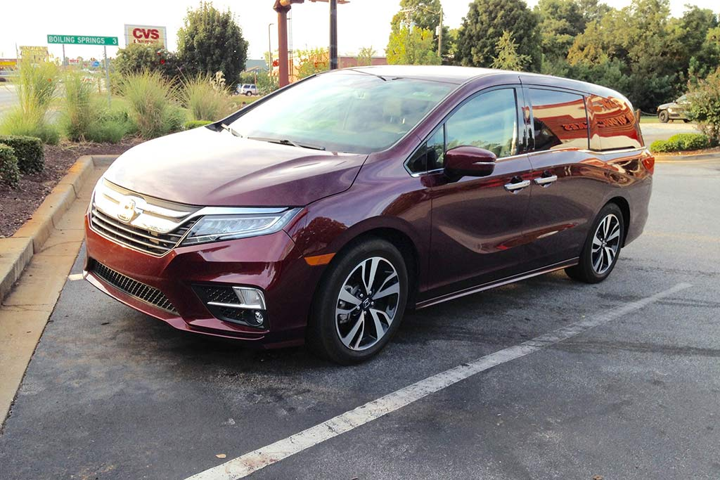 2018 Honda Odyssey Ownership: Long-Term Wrap-Up featured image large thumb0