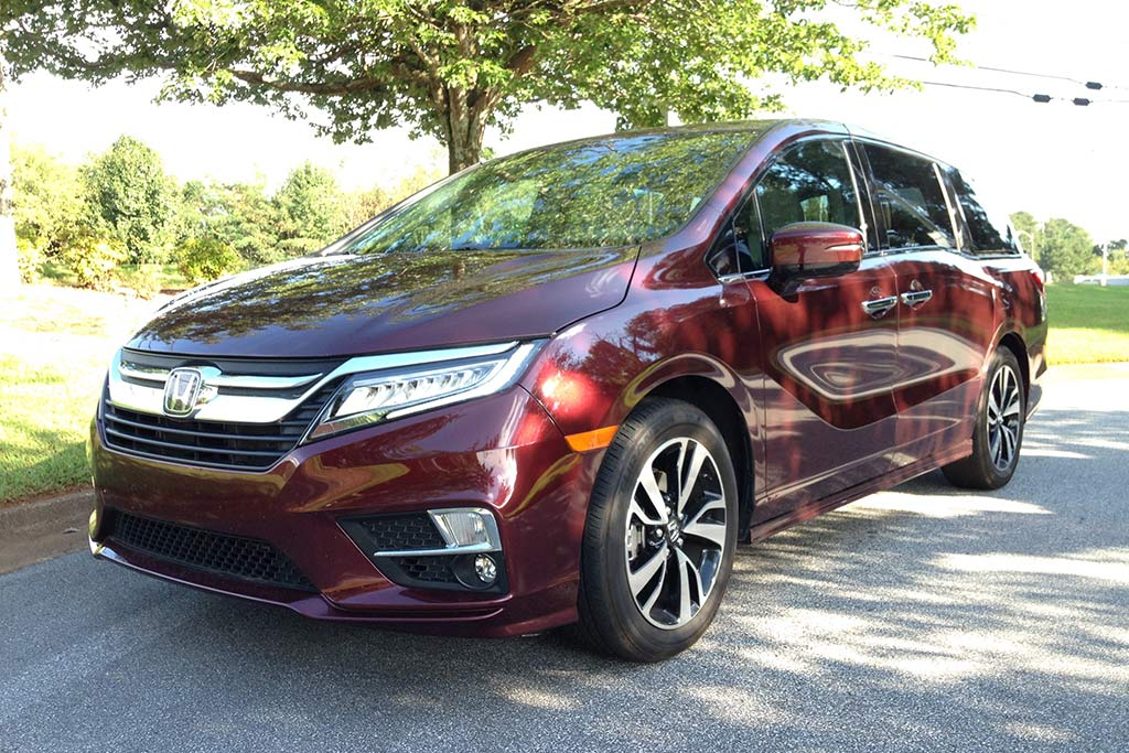 2018 Honda Odyssey: Road Trip to Charlotte featured image large thumb0