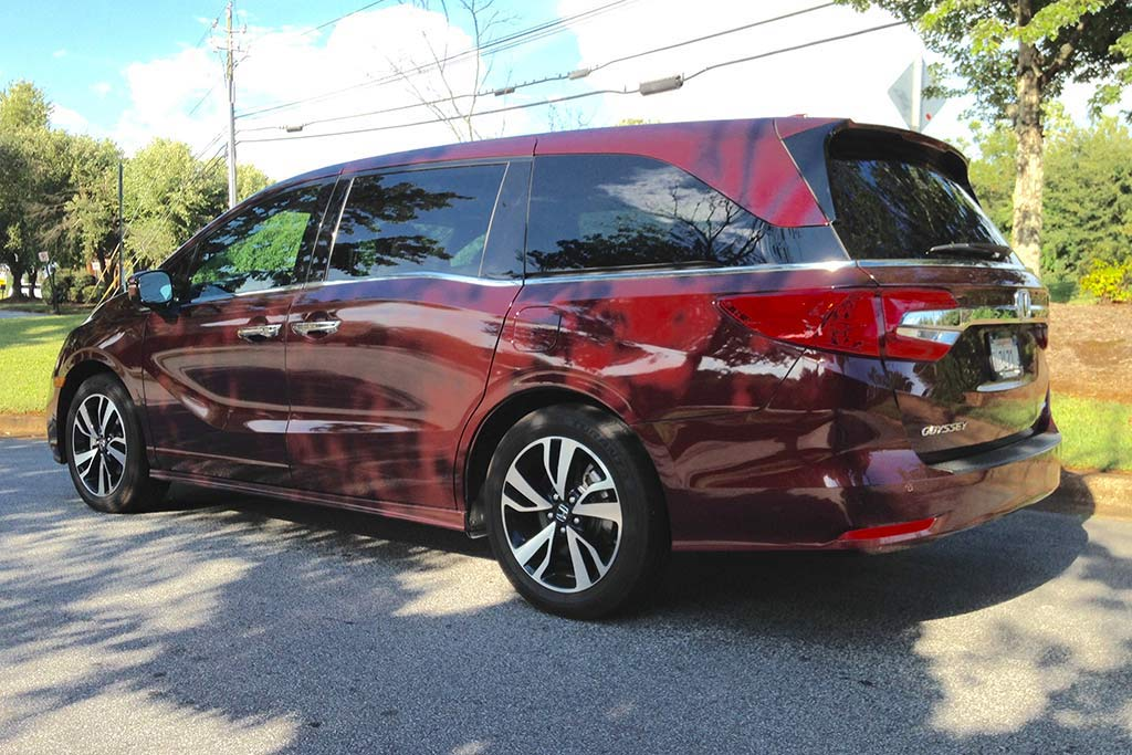 2018 Honda Odyssey Ownership: Long-Term Wrap-Up featured image large thumb1