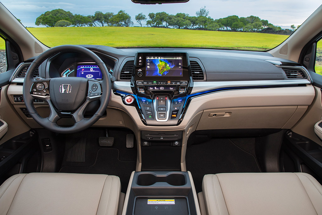 2019 Honda Odyssey: New Car Review featured image large thumb4