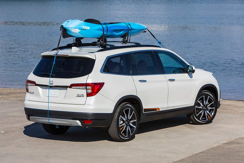 2019 Honda Pilot: First Drive Review featured image large thumb2