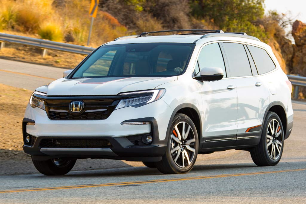 2019 Honda Pilot: First Drive Review - Autotrader