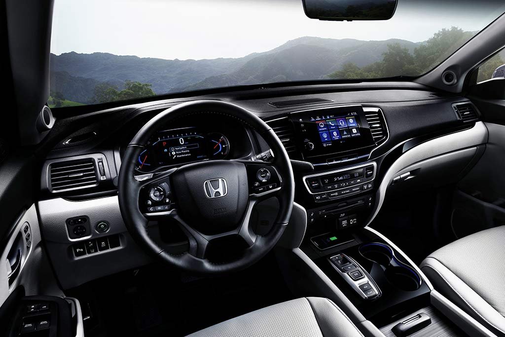 2019 Honda Pilot: First Drive Review featured image large thumb3