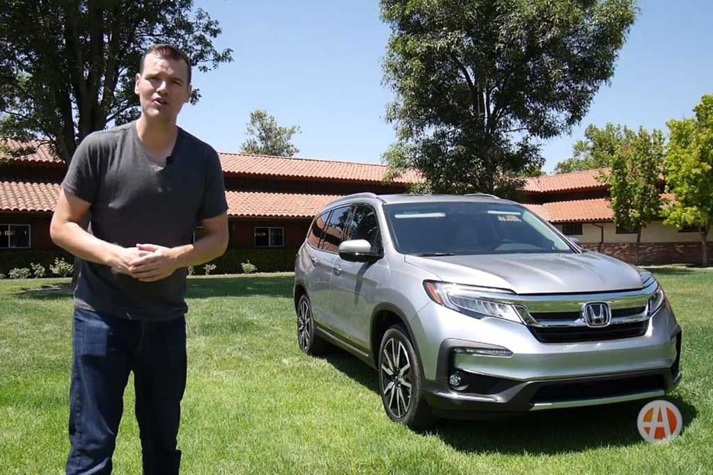 Video   Honda Pilot: What's New for 2019? featured image large thumb1
