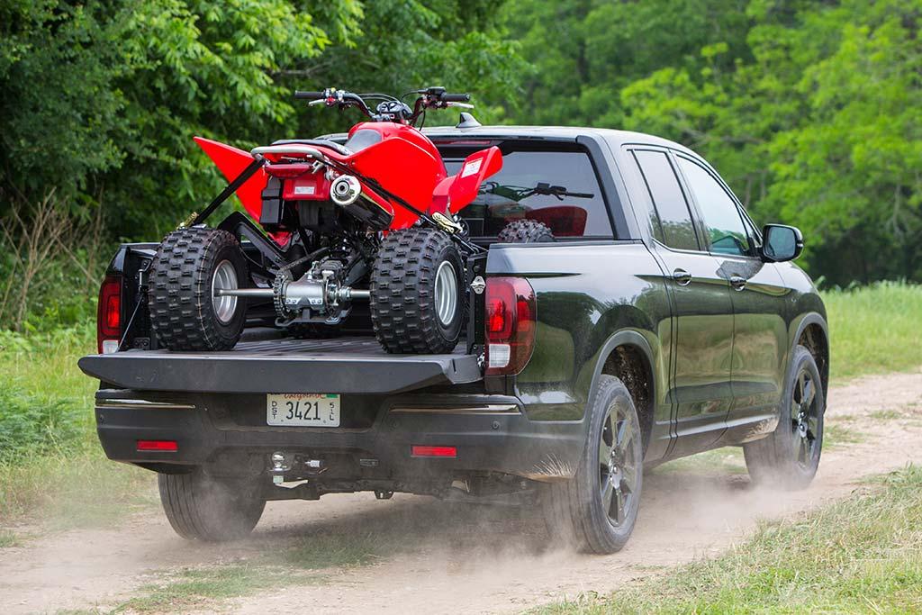 2020 Honda Ridgeline Review featured image large thumb1