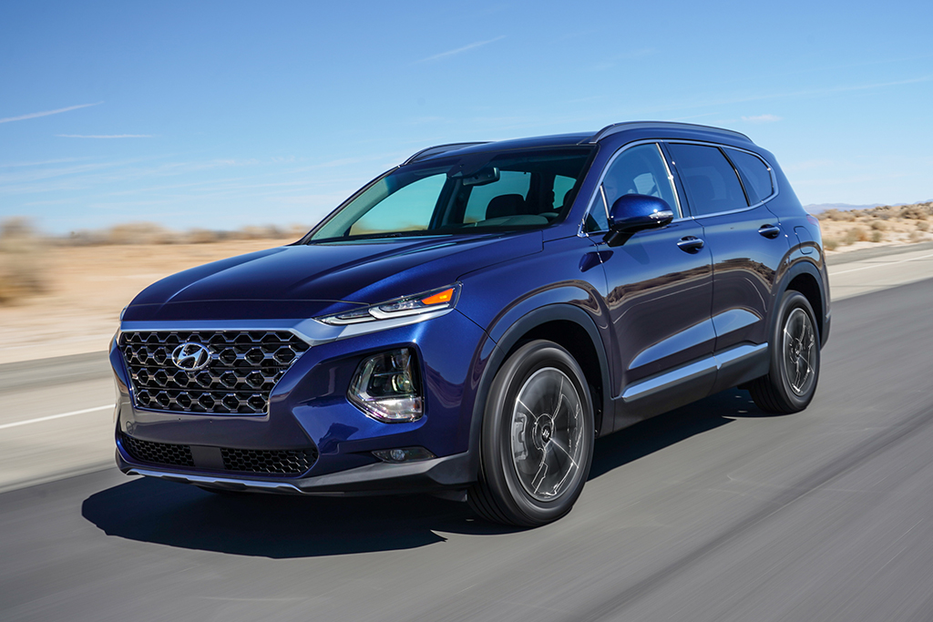 2019 Hyundai Santa Fe: First Drive Review - Autotrader