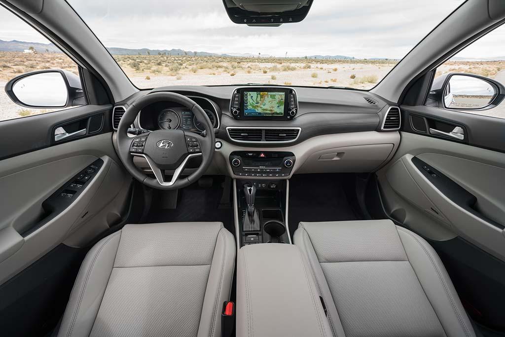 2019 Hyundai Tucson Review - Autotrader
