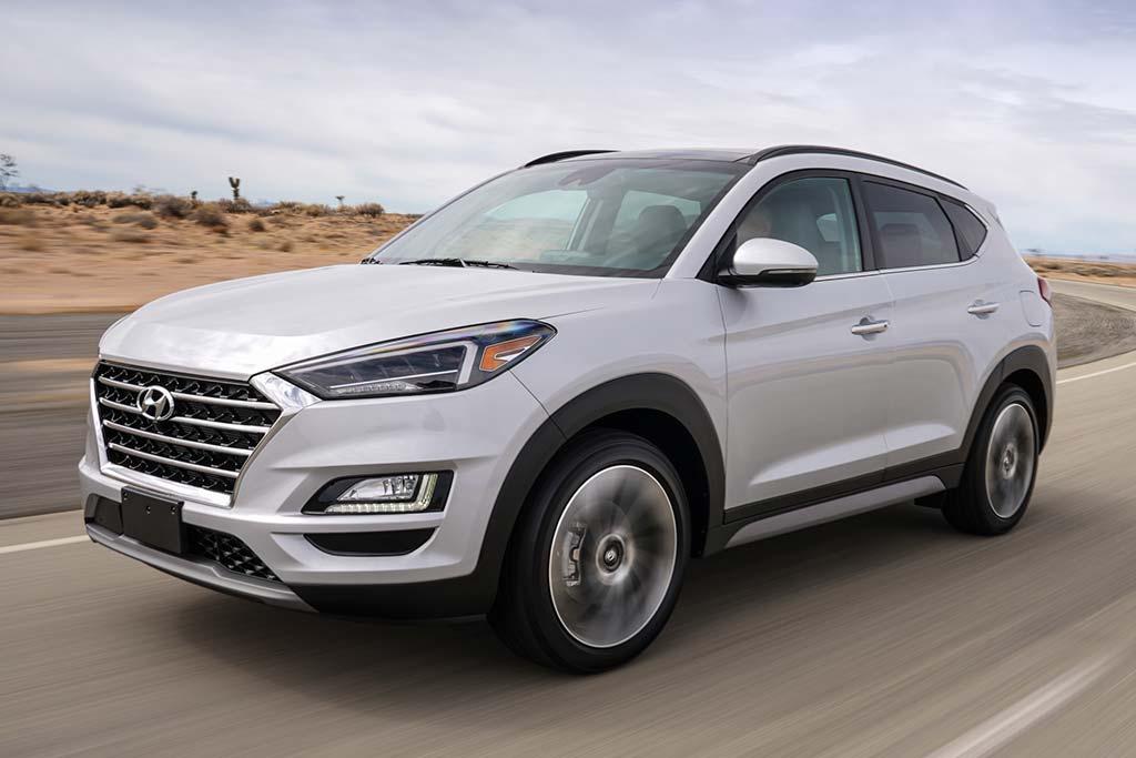 2019 Hyundai Tucson Reviews And Model Information Autotrader