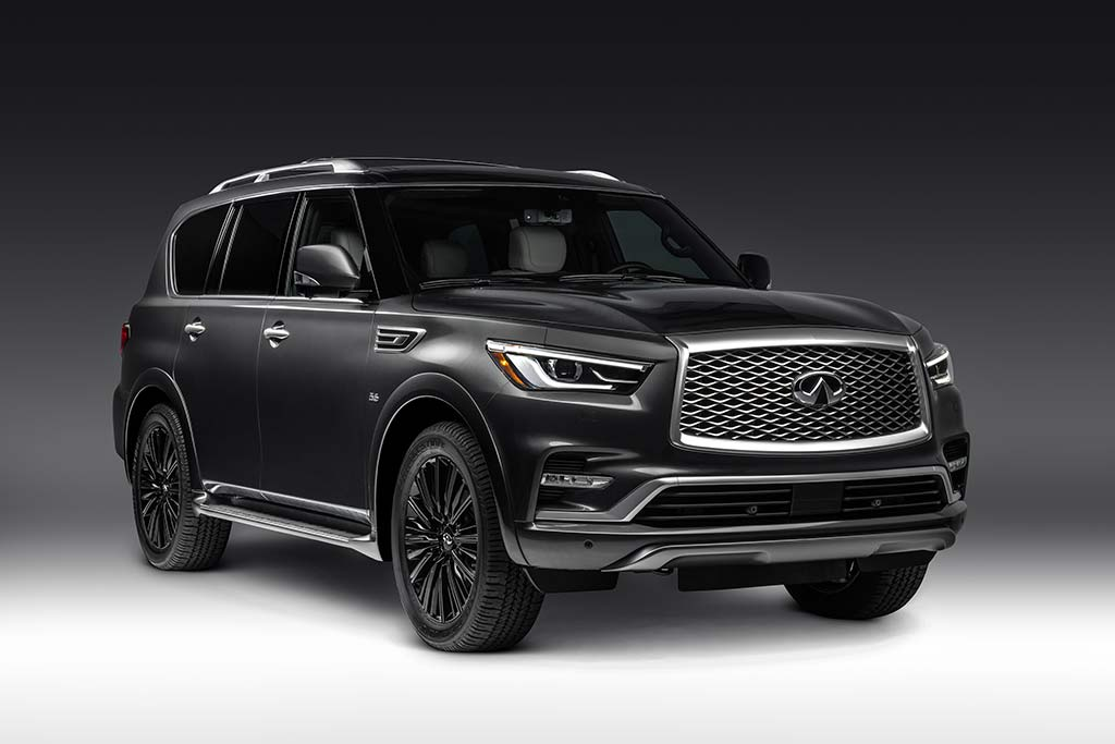 2019 Infiniti QX80: New Car Review featured image large thumb0