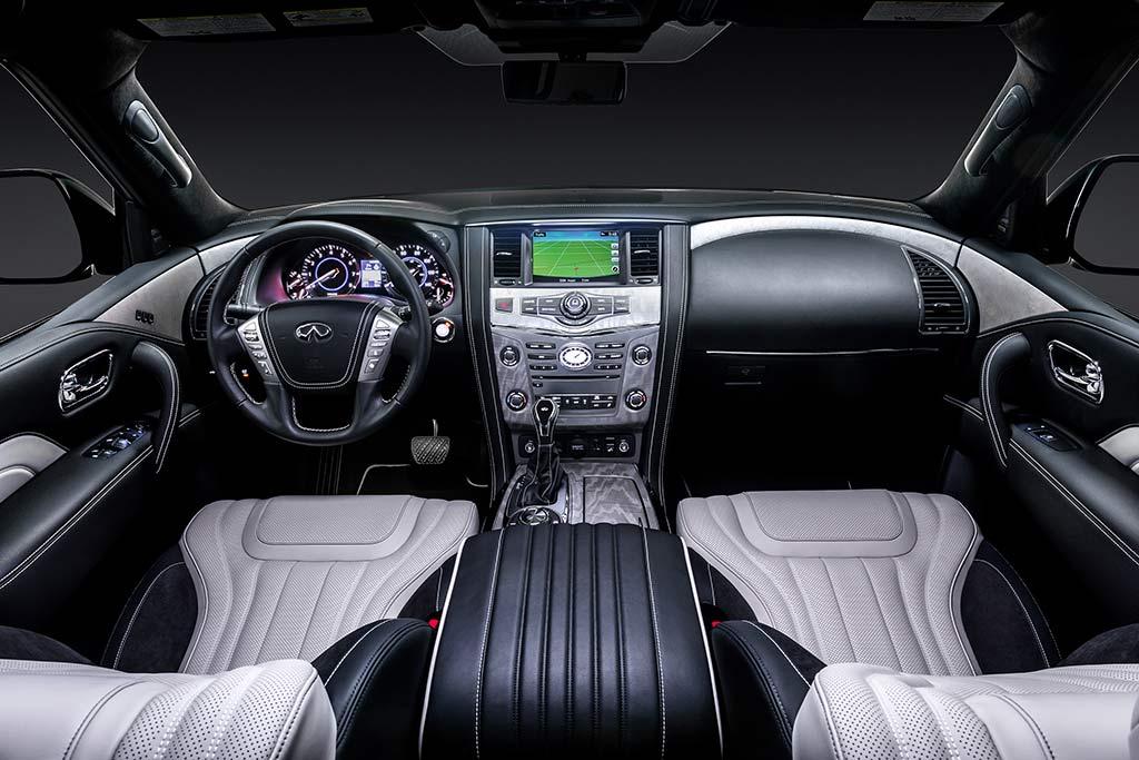 2019 Infiniti Qx80 New Car Review Autotrader