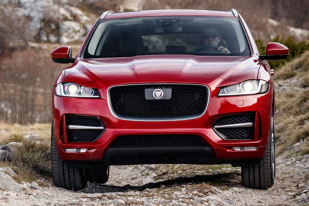 2019 Jaguar F Pace New Car Review Autotrader