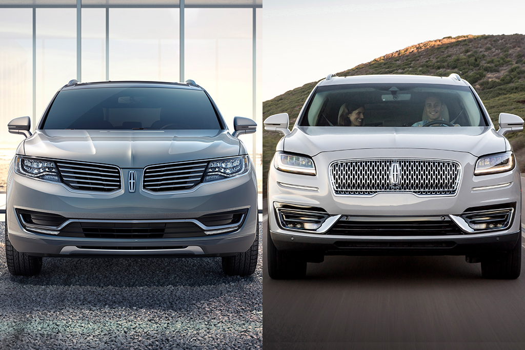 2019 Lincoln MKC Black Label: Specs, Equipment >> 2018 Lincoln Mkx Vs 2019 Lincoln Nautilus What S The