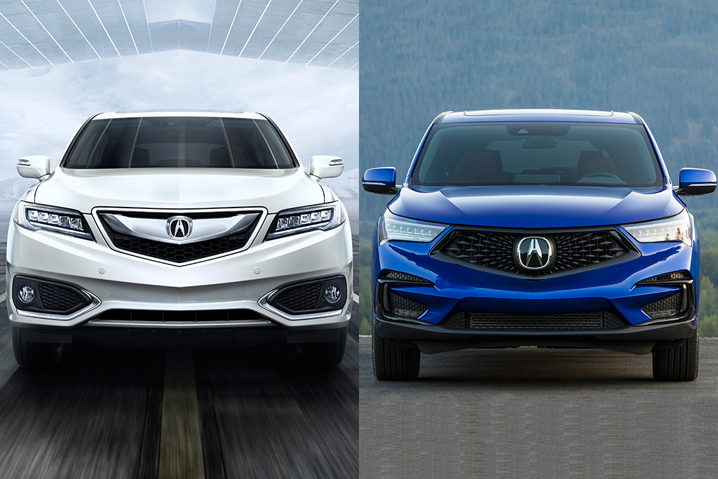 2018 vs. 2019 Acura RDX: What's the Difference? featured image large thumb0