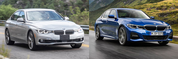 2018 vs. 2019 bmw 3 series: what's the difference