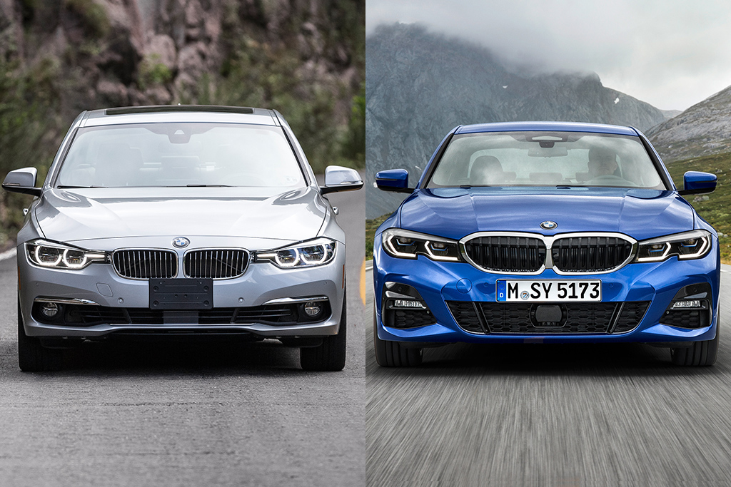 2018 Vs 2019 Bmw 3 Series What S The Difference Autotrader