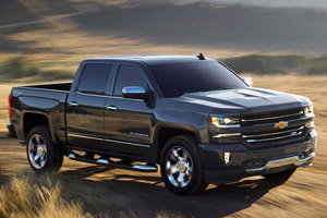 2018 vs. 2019 Chevrolet Silverado: What's the Difference? featured image large thumb7