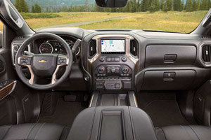 2018 vs. 2019 Chevrolet Silverado: What's the Difference? featured image large thumb4