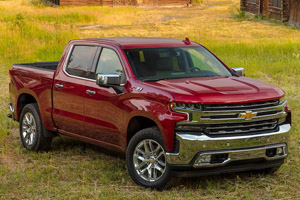 2018 vs  2019 Chevrolet Silverado: What's the Difference