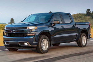 2018 vs. 2019 Chevrolet Silverado: What's the Difference? featured image large thumb2