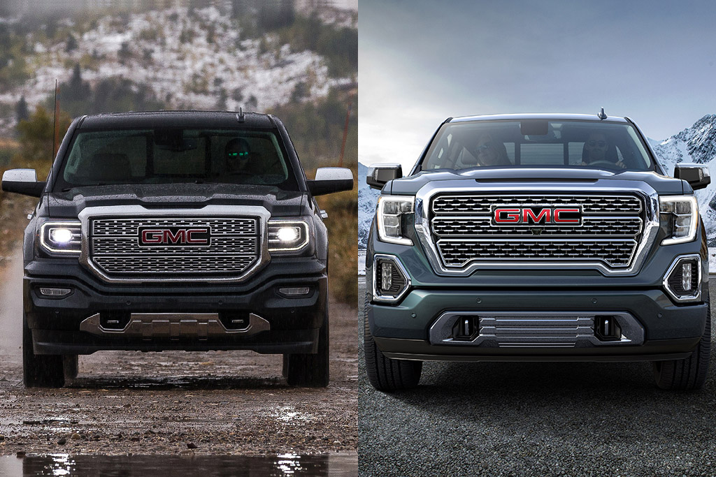2018 GMC Sierra vs. 2019 GMC Sierra: What's the Difference? featured image large thumb0