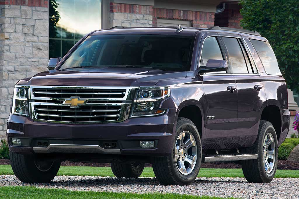 2019 Chevrolet Tahoe vs. 2019 GMC Yukon: What's the Difference? featured image large thumb9
