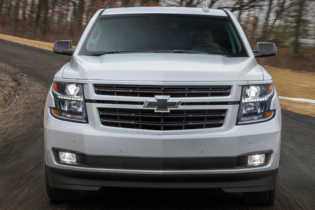2019 Chevrolet Tahoe vs. 2019 GMC Yukon: What's the Difference? featured image large thumb1
