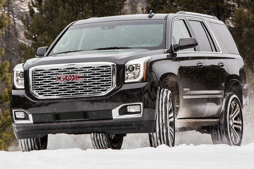 2019 GMC Yukon: New Packages, Specs, Price >> 2019 Chevrolet Tahoe Vs 2019 Gmc Yukon What S The