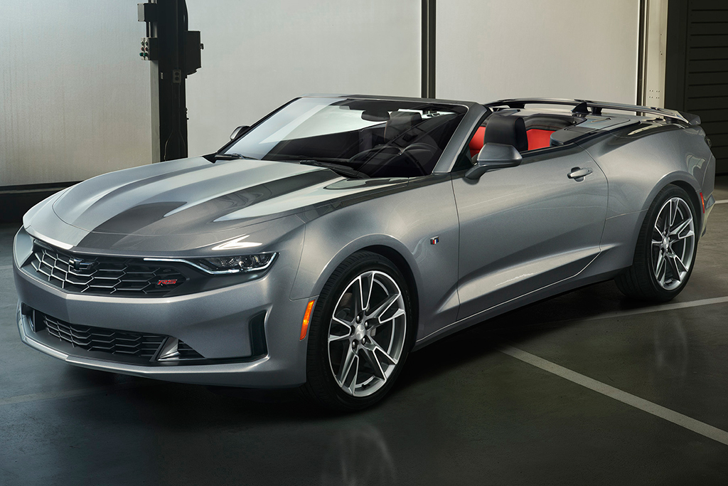2019 Ford Mustang vs. 2019 Chevrolet Camaro: Which Is Better? featured image large thumb2