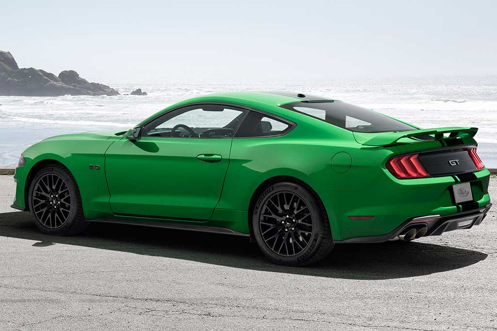 2019 Ford Mustang vs. 2019 Chevrolet Camaro: Which Is Better? featured image large thumb7