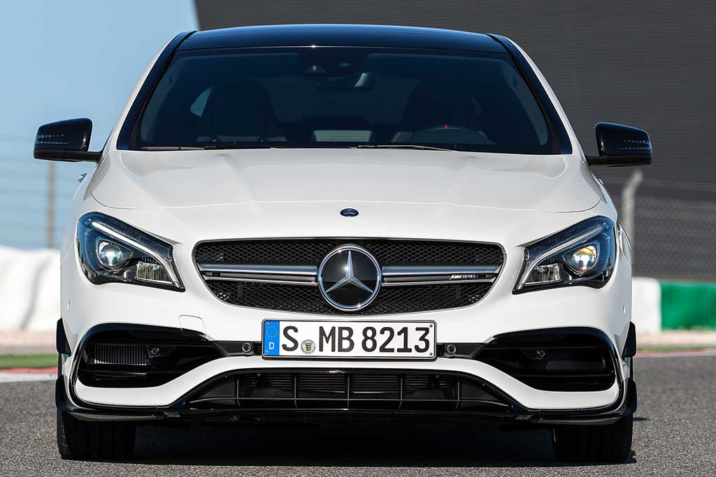 2019 Mercedes Benz A Class Sedan Vs 2019 Mercedes Cla Class What S