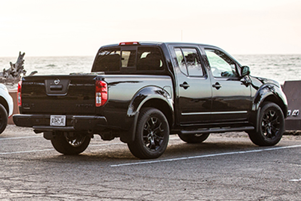 2019 Toyota Tacoma vs. 2019 Nissan Frontier: Which Is Better? featured image large thumb9