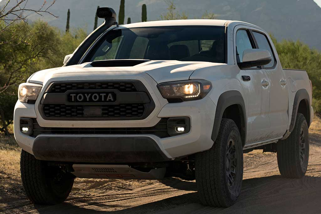 2019 Toyota Tacoma Vs 2019 Nissan Frontier Which Is Better