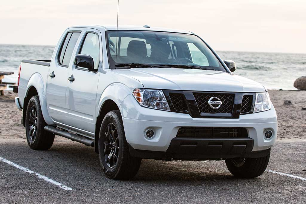 2019 Toyota Tacoma vs. 2019 Nissan Frontier: Which Is Better? featured image large thumb5