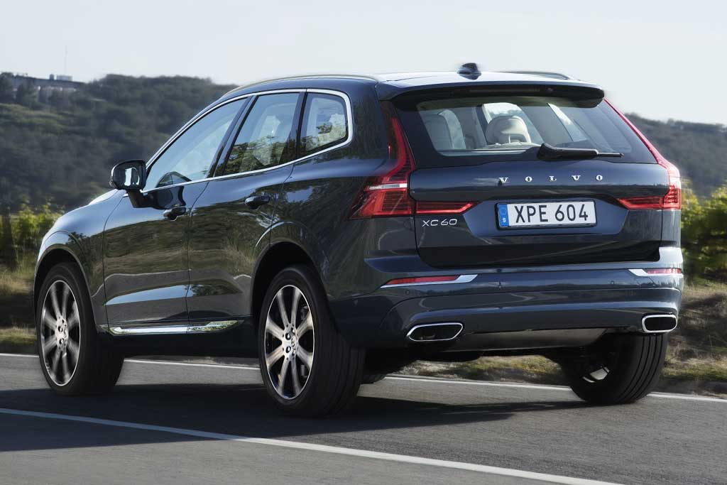 2019 Volvo XC60: Changes, Design, Price >> 2019 Volvo Xc40 Vs 2019 Volvo Xc60 What S The Difference