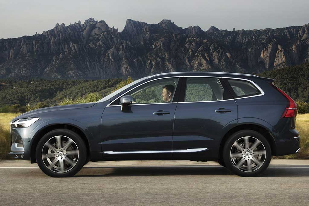 2019 Volvo XC40 vs. 2019 Volvo XC60: What's the Difference? featured image large thumb12