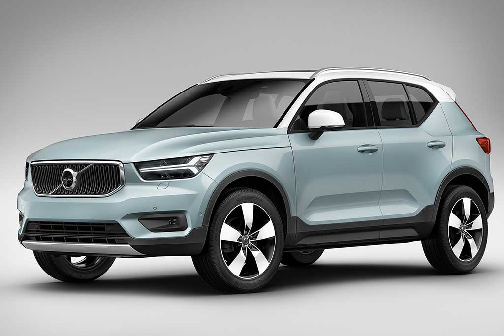 2019 Volvo XC40 vs. 2019 Volvo XC60: What's the Difference? featured image large thumb5