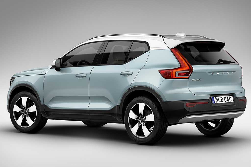 2019 Volvo Xc40 Vs 2019 Volvo Xc60 What S The Difference Autotrader