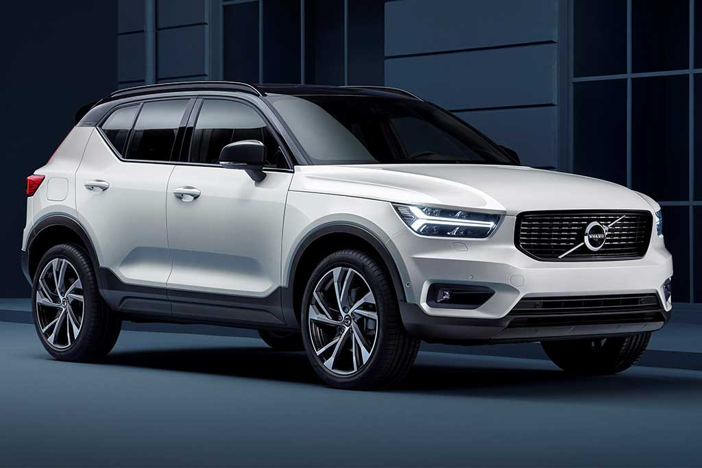 2019 Volvo XC40 vs. 2019 Volvo XC60: What's the Difference? featured image large thumb9