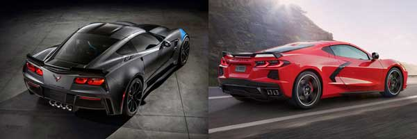 2019 vs. 2020 Chevrolet Corvette mechanicals