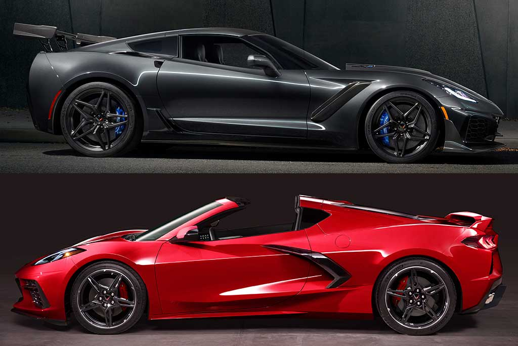 2019 vs. 2020 Chevrolet Corvette: What's the Difference? featured image large thumb0