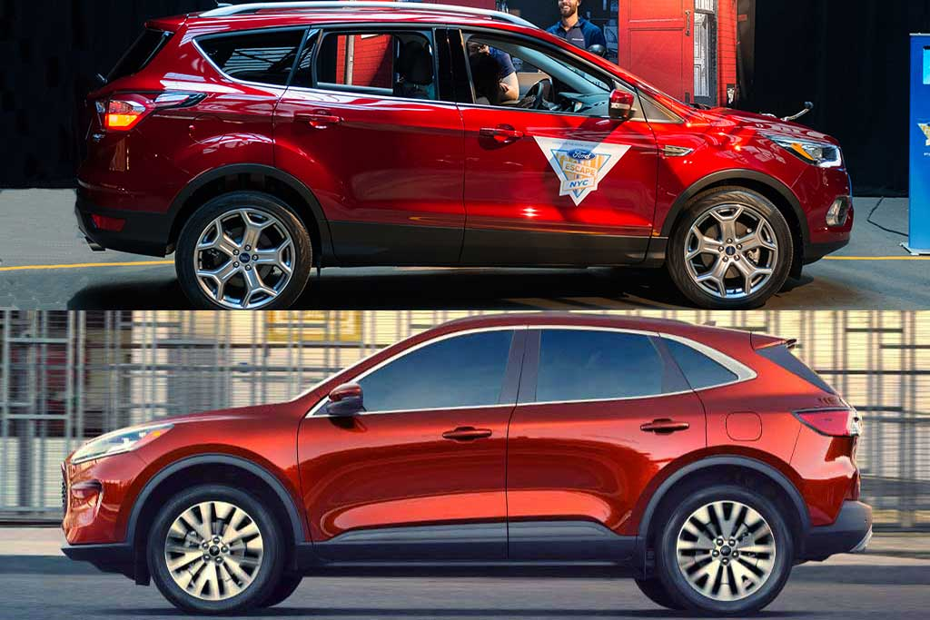 2019 vs. 2020 Ford Escape: What's the Difference? featured image large thumb0