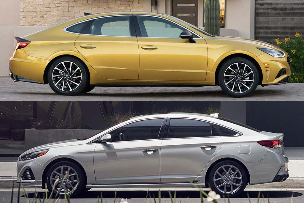 2019 vs. 2020 Hyundai Sonata: What's the Difference? featured image large thumb0