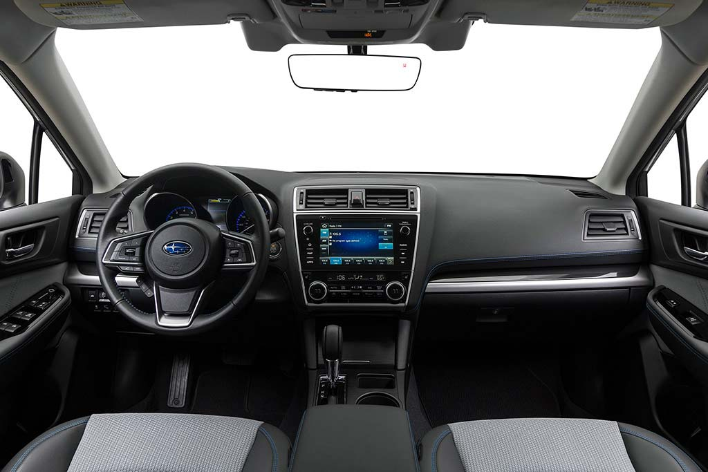 2019 vs. 2020 Subaru Legacy: What's the Difference? featured image large thumb4