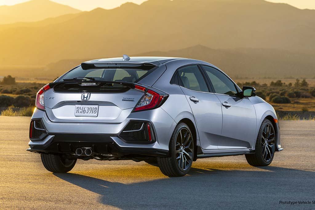 2020 Honda Civic vs. 2020 Mazda3: Which Is Better? featured image large thumb7