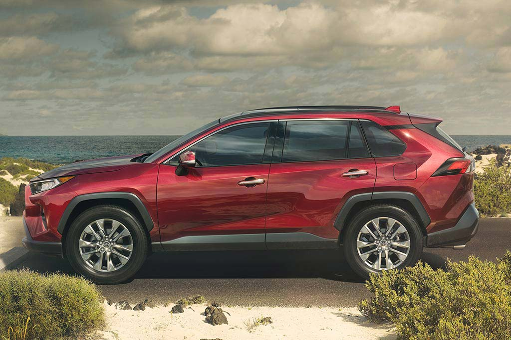 2020 Toyota RAV4 vs. 2020 Mazda CX-5: Which Is Better? featured image large thumb9
